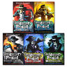 Skulduggery Pleasant Collection 5 Books Set By Derek Landy, Dark Days, Mortal Co