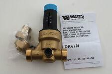 """Watts Druckminderer mit Gewindetüllen 3/4"""" Für den Einsatz bei Wasser, Luft"""
