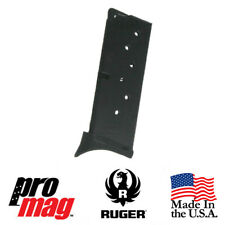 ProMag 7-round 9mm Blue Steel Clip Magazine mag RUG16 for Ruger LC9 LC9S