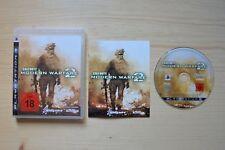 Ps3-Call of Duty: Modern Warfare 2 - (OVP, con instrucciones)