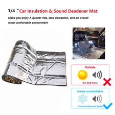 Sound Deadener Mat Car Heat Shield Insulation Cover With Adhesive Layer 30