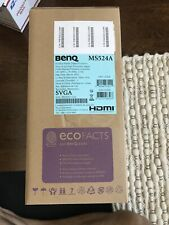 BenQ MS527 SVGA 3300 ANSLumen Projector for Home and Office Meeting Rooms White