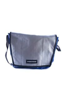 Men's FREITAG Messenger Backpack Tasche Cycling Bag Series G5.1 Recycling Blue