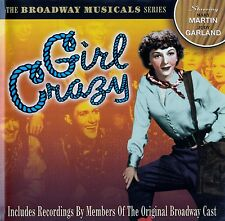GIRL CRAZY - BROADWAY MUSICAL / CD - TOP-ZUSTAND