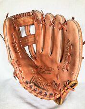 "Rare FRANKLIN Baseball Glove RH Youth 4357 10.5"" Mike Schmidt Autograph Model"