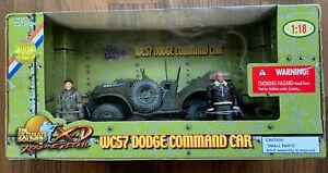 Ultimate Soldier 1:18 WC57 Dodge Command Car, #10124, NIB