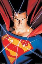 SUPERMAN - ART PORTRAIT POSTER - 22x34 - DC COMICS 16828