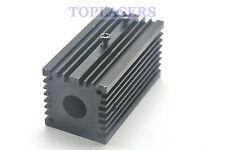 Aluminum Cooling Heat Sink Holder Mount for 12mm Laser Diode Modules 32x62mm