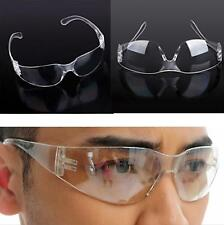 Safety Glasses Goggle Protective Eyewear Clear Scratch Resistant Anti Fog Mist