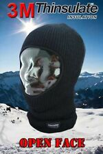 Mens Thermal 3m Thinsulate Insulated SAS Style Balaclava Winter Warm Hat