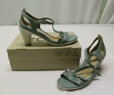 Women's Ecco Sculptured  65 T-Bar Sandals Ice Flower 10-10.5M