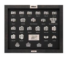 NIKON 100th anniversary Camera Pins Badge Collective Items