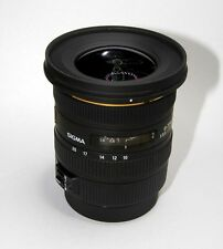 Sigma 10-20mm F3.5 EX DC HSM Lens for Canon EF Mount Digital SLR