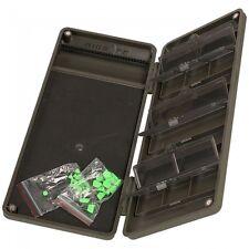 Korda Mini COMBI Rigsafe Rig Safe Plastic Rig Magnetic Storage Box NEW - KBOX4