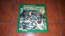 GIULIO RICCHEZZA MANUALE PRATICO DI PLASTIMODELLISMO I ED MURSIA 1980 MODELLISMO