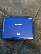"Sylvania Sdvd7015 Blue Rechargeable 7"" Portable Dvd Player"