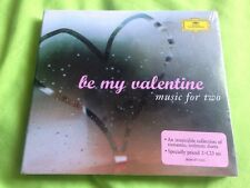 BE MY VALENTINE - MUSIC FOR TWO - 2CD