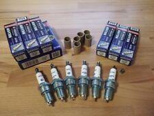 6x Nissan Patrol 2.8 1980-1990 = Brisk YS Silver Electrode Upgrade Spark Plugs