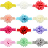 1 Piece Cute Baby Kids Floral Headband Hair Band Accessories One Size Headwear