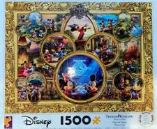 Thomas Kinkade Disney Mickey 1500 Puzzle