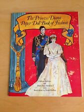 The Princess Diana Paper Doll Book of Fashions Paper Doll 1982 Uncut