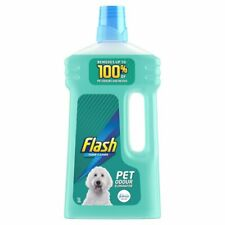 Flash Pet Floor & Surface Cleaning Liquid 1 Litre - Free Shipping
