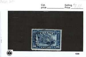 Middlesex Stamp Canada. # 145, Guelph Ontario Cancel, CDS.  cc15