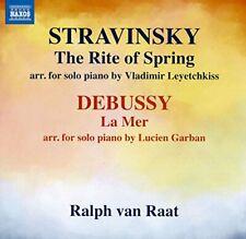 Ralph Van Raat - StravinskyRite Of Spring [Ralph Van Raat] [Naxos 8573576] [CD]