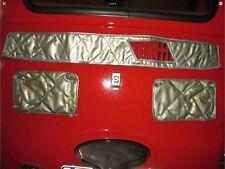Fiat 500 Oldtimer Kälteschutzhaube Kälteschutzmaske Winterschutz Rarität Selten