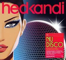 HED KANDI = nu disco = Phonat/CrazyP/Chromeo/Shazam/Terje...=2CD= groovesDELUXE!