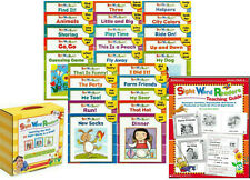 Sight Word Readers Box Set Learn 50 Sight Words & Sight Word Teaching Guide