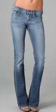 Citizens of Humanity Jeans Hose Blau 26 Kelly Stretch Low Waist Bootcut XS Gr 34