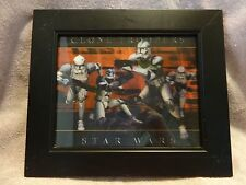 STAR WARS LUCASFILM CLONE TROOPERS 3-D PICTURE VIVID VISION Limited Edition 5000