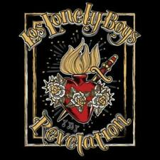 LOS LONELY BOYS: REVELATION :CD: