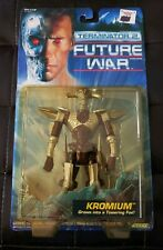Terminator 2 Future War Kromium Action Figure Moc