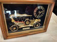 Automotive Wall Clock Touring Car Linden Watch Parts