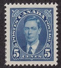 KAPPYSSTAMPS ID9703 CANADA STAMPS SCOTT 235 HINGED VERY FINE CV=$6
