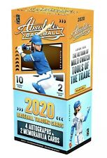 New Listing2020 Panini Absolute Baseball Factory Sealed Hobby Box