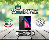 Apple iPhone 8 - 64GB - Grigio siderale (Sbloccato)GRADO A+, GARANTITO