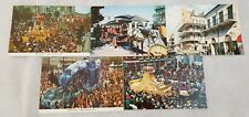New Orleans Louisiana Unused Postcards Mardi Gras Day