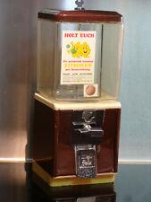 Original amerikanischer Northwestern Kaugummiautomat - 60er Jahren - 5 Cent