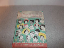 Vintage The Wonderful Story of How You Were Born Book 1959