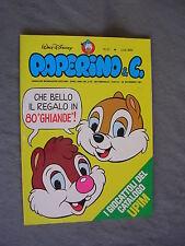 PAPERINO E C. #  21 - 22 novembre 1981 - WALT DISNEY - OTTIMO