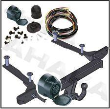 Towbar & Electric 13pin Honda Accord VIII Saloon 2003 - 2008 / swan neck Tow Bar