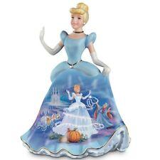Bradford Exchange   Disney Forever Cinderella Bell Figurine