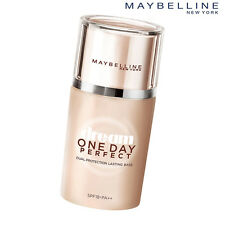 [MAYBELLINE] Dream One Day Perfect Dual Protection Lasting Base SPF18 PA++ NEW