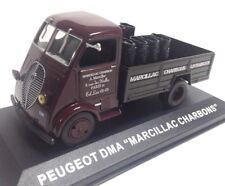 Peugeot DMA Marcillac Charbons  IXO Altaya Diecast 1:43