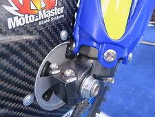 Yamaha YZF450 2008-2017 Pernos de titanio INFERIOR HORQUILLA Guardia Superlite Set TI2120