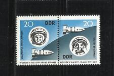 ALEMANIA, (D.D.R.). Año: 1963. Tema: ESPACIO.