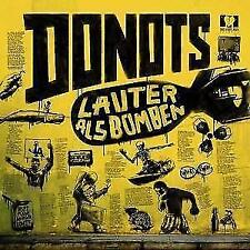 DONOTS Lauter als Bomben (Limited-Deluxe-Edition)  CD + DVD  NEU & OVP 12.1.18
